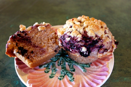Healthy Yummy Berry Muffin Recipe